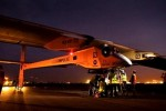 My bay chy bng nng lng Mt Tri Solar Impulse (nh: livescience.com)