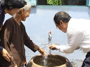 Phát động Tuần lễ Quốc gia Nước sạch và Vệ sinh môi trường 2011
