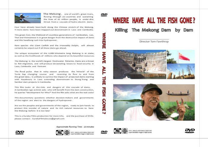 Chiếu phim về Mê Kông tại Hà Nội