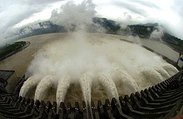 Trung Quốc thừa nhận tác động của đập Tam Hiệp