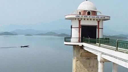 Khánh thành hồ chứa nước lớn nhất tỉnh Quảng Bình