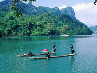 Hồ Ba Bể trở thành Khu Ramsar thứ ba của Việt Nam