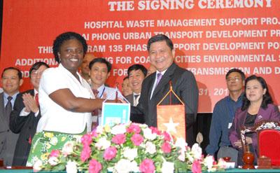 WB hỗ trợ Việt Nam thực hiện các mục tiêu phát triển
