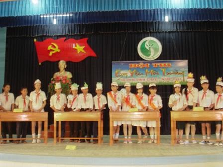 """Sóc Trăng: Tổ chức Hội thi """"Em yêu môi trường năm 2011"""""""