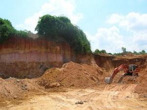 Đồng Nai: Cấm khai thác khoáng sản ở 144 khu vực
