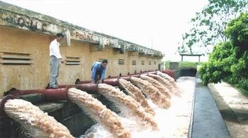Tiết kiệm điện, nước trong nông nghiệp