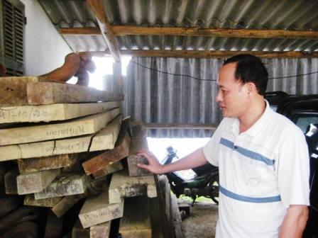Trả nợ rừng Chạm Chu (Kì 2)
