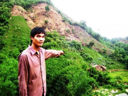 Trả nợ rừng Chạm Chu (Kì 1)