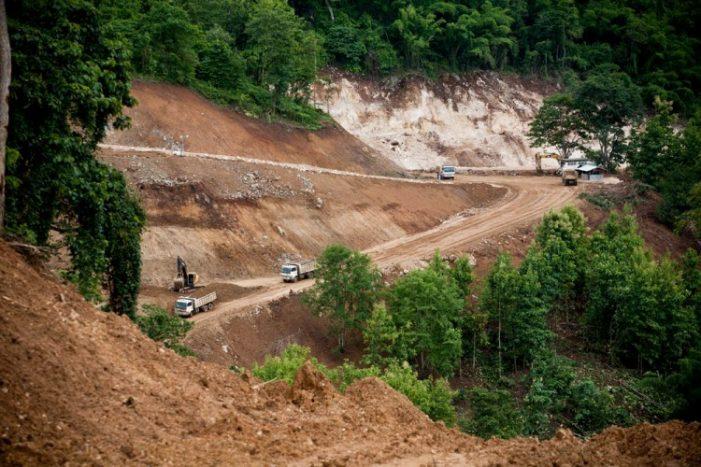 Lào đơn phương khởi động dự án Xayaburi