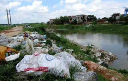 Bắc Ninh: Rối bời chuyện xây bãi rác