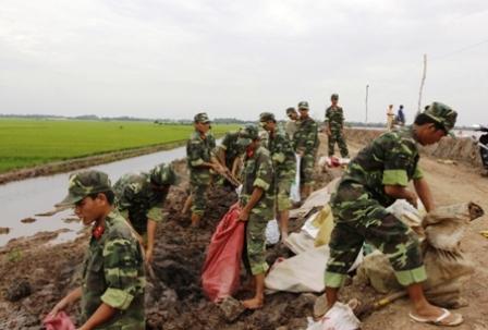 Từ Nghệ An đến Bình Thuận cần đề phòng mưa lũ lớn