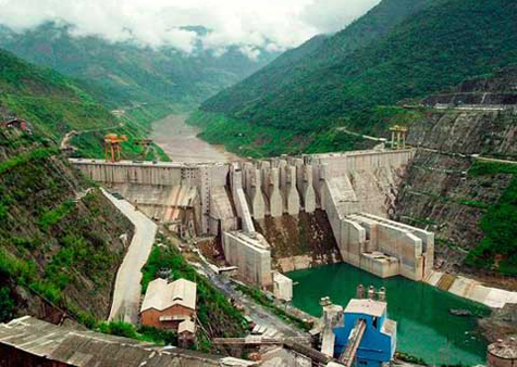 Trung Quốc đang kiểm soát đầu nguồn các dòng sông quốc tế