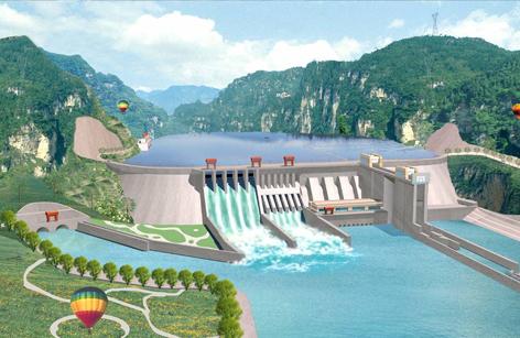 Trung Quốc có mặt trong 289 dự án đập ở 70 quốc gia