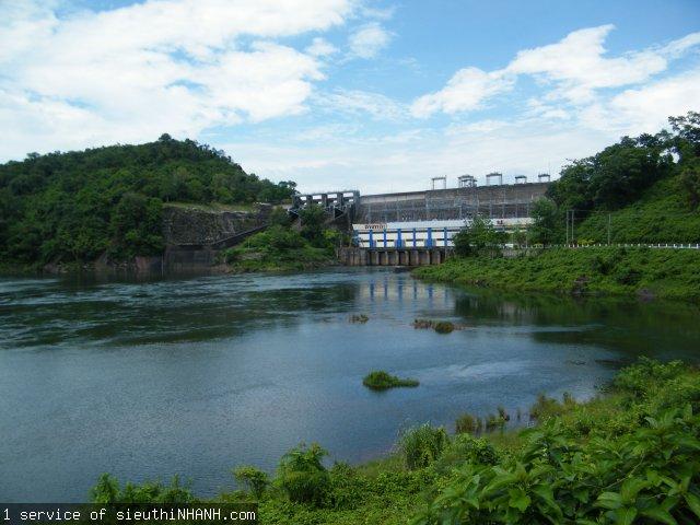 Hồ chứa thủy điện là nguồn phát thải khí nhà kính