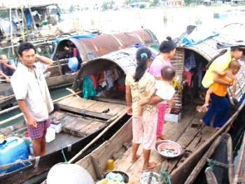 Hơn 5 tỷ đồng hỗ cộng đồng vạn đò đầm phá Tam Giang