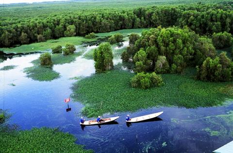 Sử dụng khôn khéo các vùng đất ngập nước