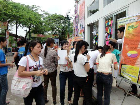 Triển lãm bảo vệ gấu tại Hà Nội
