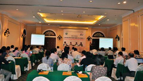 Triển khai Hội thảo ứng dụng kiểm kê nguồn ô nhiễm