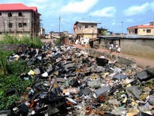 Cấm nhập thiết bị công nghệ cũ để hạn chế rác điện tử