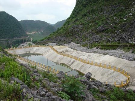 Hà Giang: Cần xây thêm 293 hồ chứa nước