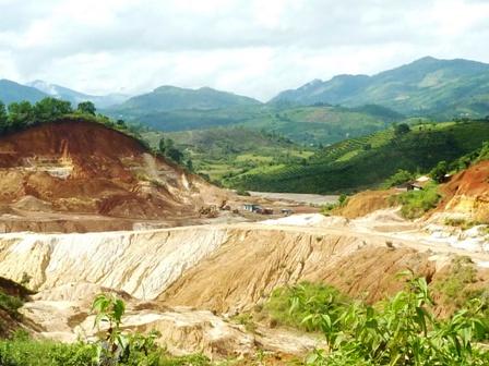 Dự án bauxite vay 300 triệu USD từ Citibank