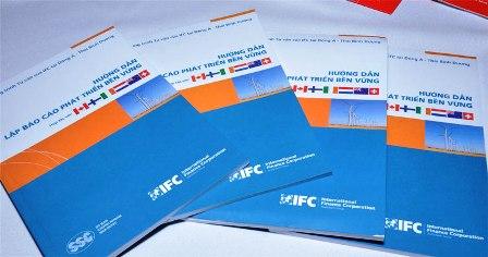 Sổ tay hướng dẫn lập báo cáo phát triển bền vững