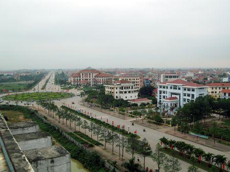 Thành phố Bắc Ninh (Ảnh: bacninh.gov.vn)