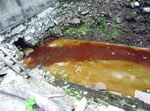 Hà Nội: Xả thải chưa qua xử lý gây ô nhiễm môi trường