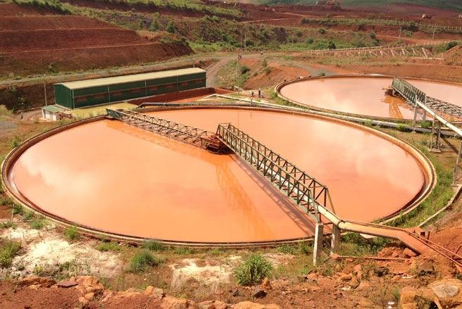 Cận cảnh tổ hợp bauxite tại Lâm Đồng