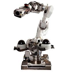 Robot hoạt động trong môi trường phóng xạ