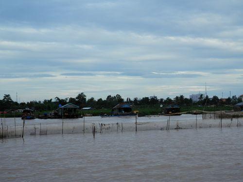 Mong manh cây lúa ĐBSCL trước thủy điện Mê Kông