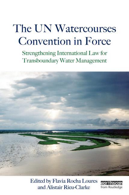 Thúc đẩy luật pháp quốc tế về quản lý nguồn nước xuyên biên giới