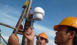 Định vị vệ tinh GPS cho tàu cá