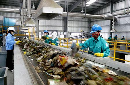 Loay hoay xử lý vi phạm thu gom, tiêu hủy chất thải