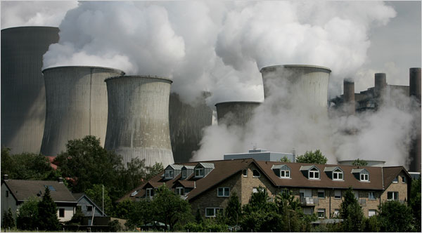 Mỹ – Bắc Âu đạt thỏa thuận liên quan đến khí hậu