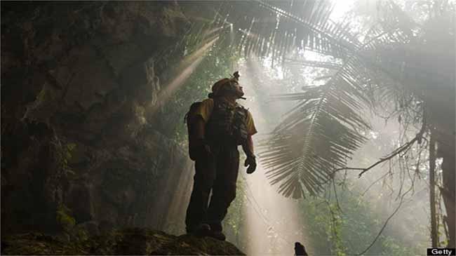 Những khu rừng nằm gọn bên trong hang động Sơn Đoòng