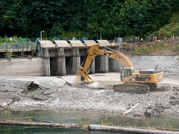 Đập thủy điện ở Mỹ: Xây ồ ạt, dỡ hàng loạt