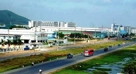 Khu công nghiệp Quế Võ Bắc Ninh (Ảnh: Chinhphu.vn)