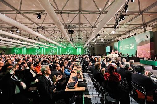 COP 19 vẫn chia rẽ về nguồn tài chính chống biến đổi khí hậu