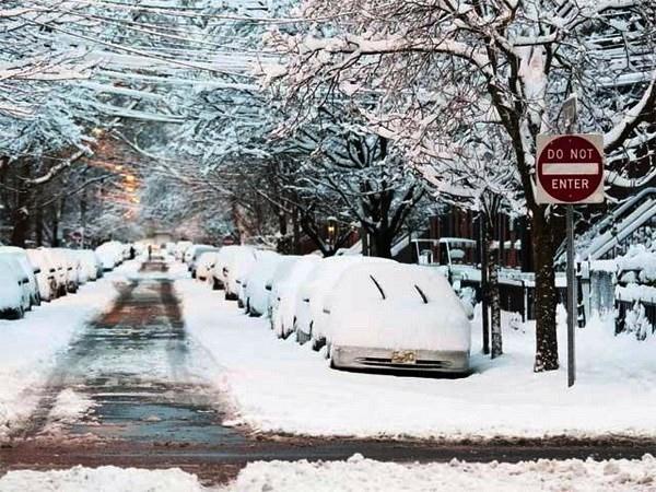 Bão tuyết hoành hành tại Mỹ, 13 người thiệt mạng