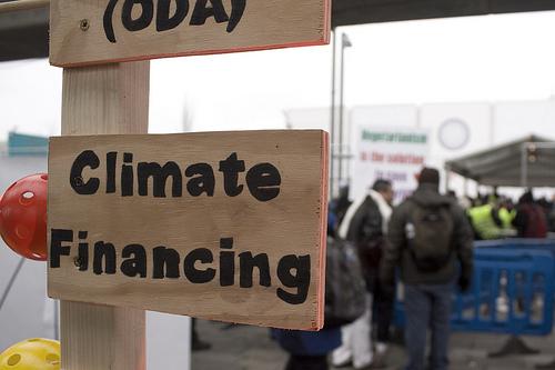 Tài chính khí hậu có thể trở thành nhân tố thúc đẩy phát triển