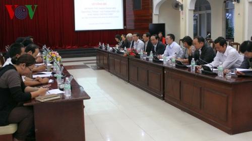 Đà Nẵng nhận tài trợ từ quỹ Rockefeller về biến đổi khí hậu