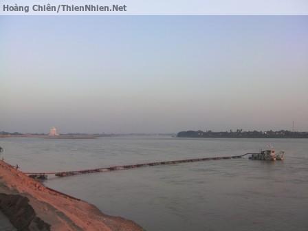 Sông Mê Kông - đoạn chảy qua Lào