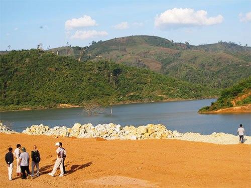 Hồ chứa thủy điện Đồng Nai 2 chuẩn bị tích thêm nước