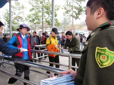 Quảng Ninh tuyên truyền bảo vệ gấu