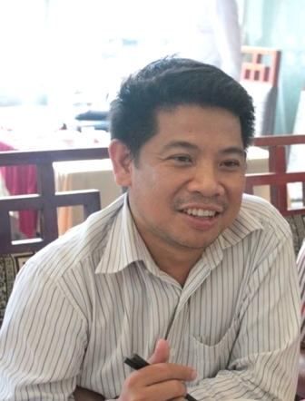 Tiến sỹ Văn Ngọc Thinh - Giám đốc WWF-Việt Nam