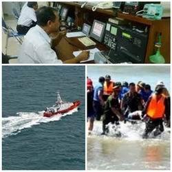 Quy chế phối hợp tìm kiếm, cứu nạn trên biển, cảng biển