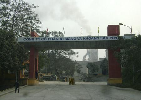Yên Bình, Yên Bái: Hai nhà máy xi măng và nỗi khổ của một thị trấn