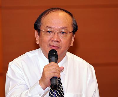 Thứ trưởng Bùi Cách Tuyến (Ảnh: Chinhphu.vn)