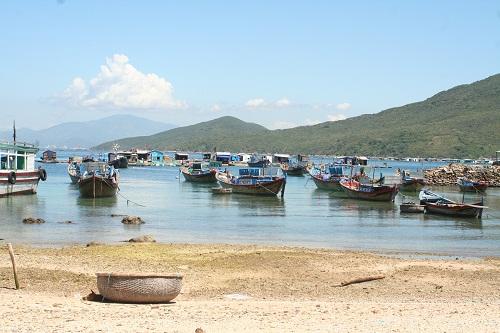Bờ biển Nha Trang/Khánh Hòa (Ảnh: Nguyễn Việt Dũng/PanNature)